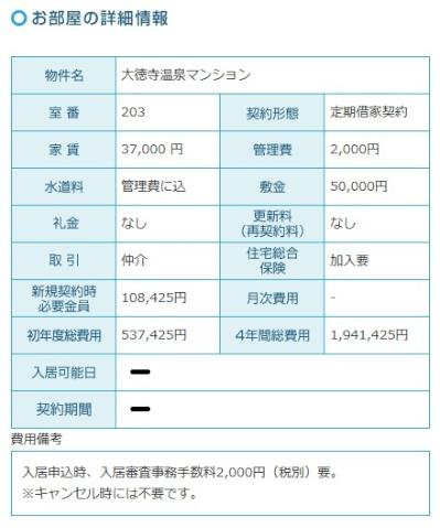 大徳寺温泉マンション条件表.jpg